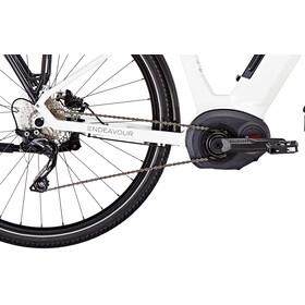 """Kalkhoff Endeavour Advance B10 - Bicicletas eléctricas de trekking - Wave 28"""" 500Wh blanco"""